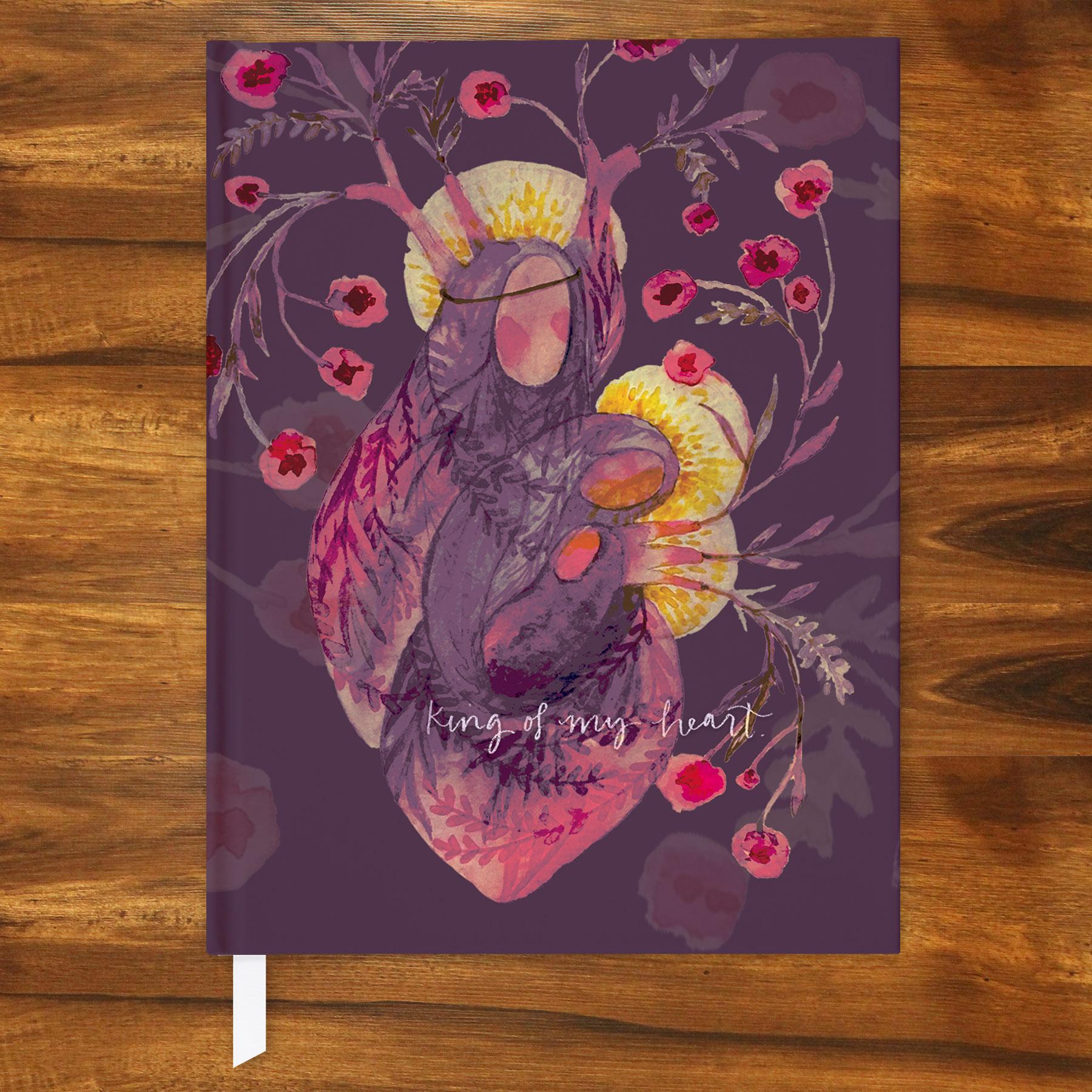Sample Journal_King of my heart.jpg