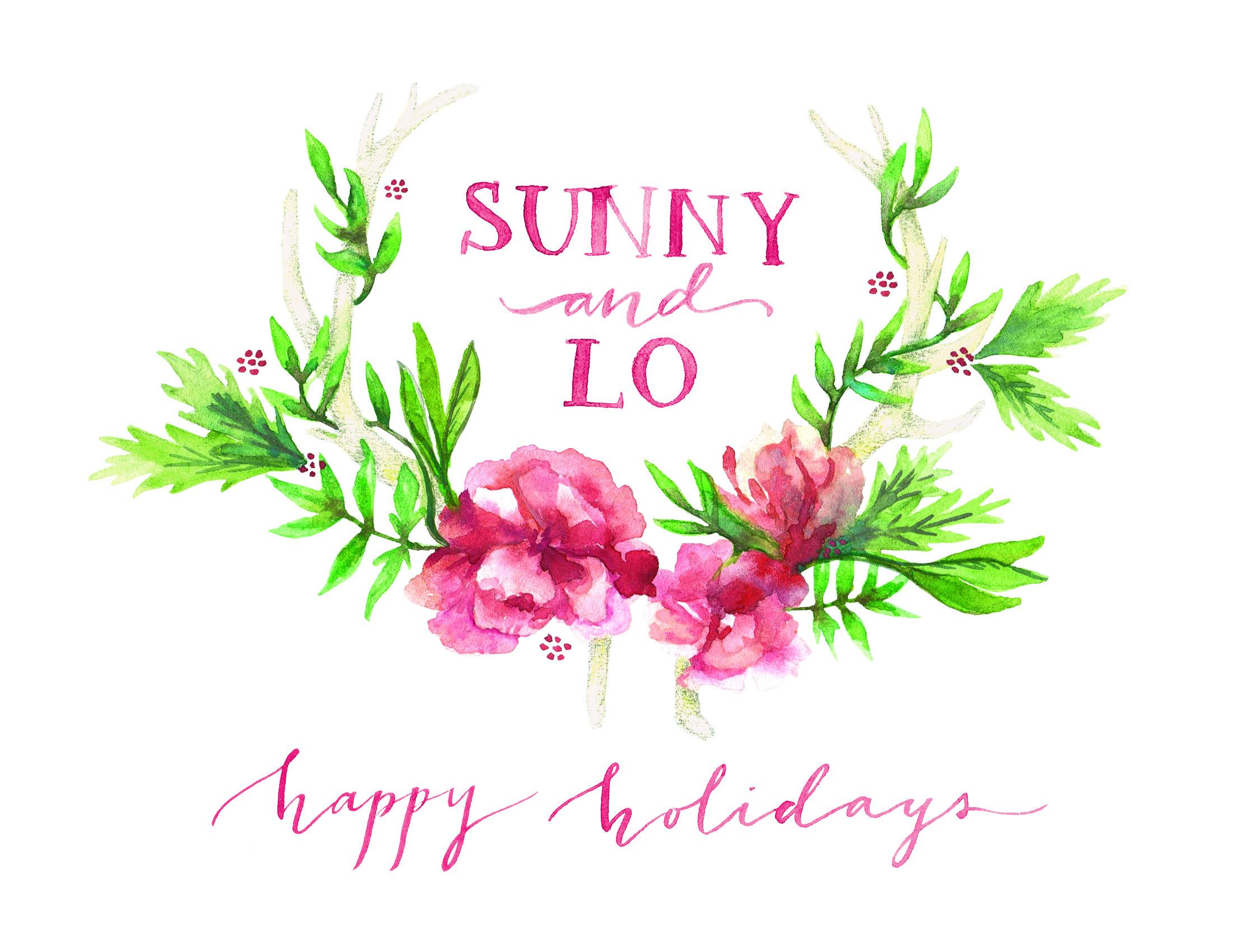 Sunny and Lo Christmas card.jpg