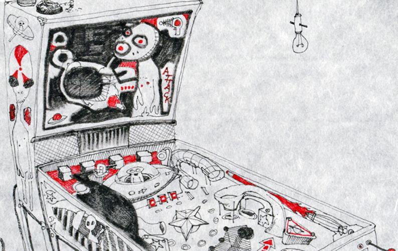 Alien Pinball Free Play