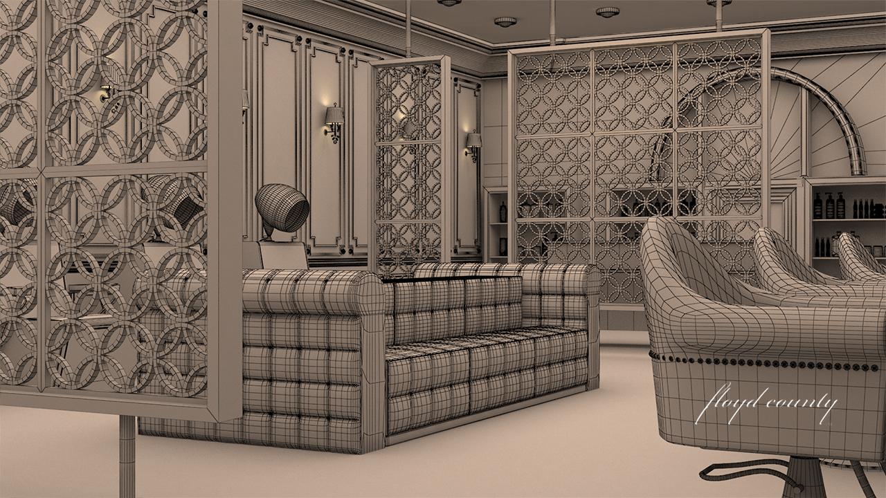 3D Models — Gayatri Badani   3D Environment & Texture Artist