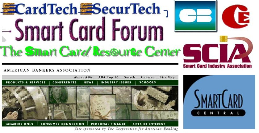Exhibit 6.2  Smart Card Forums and Associations