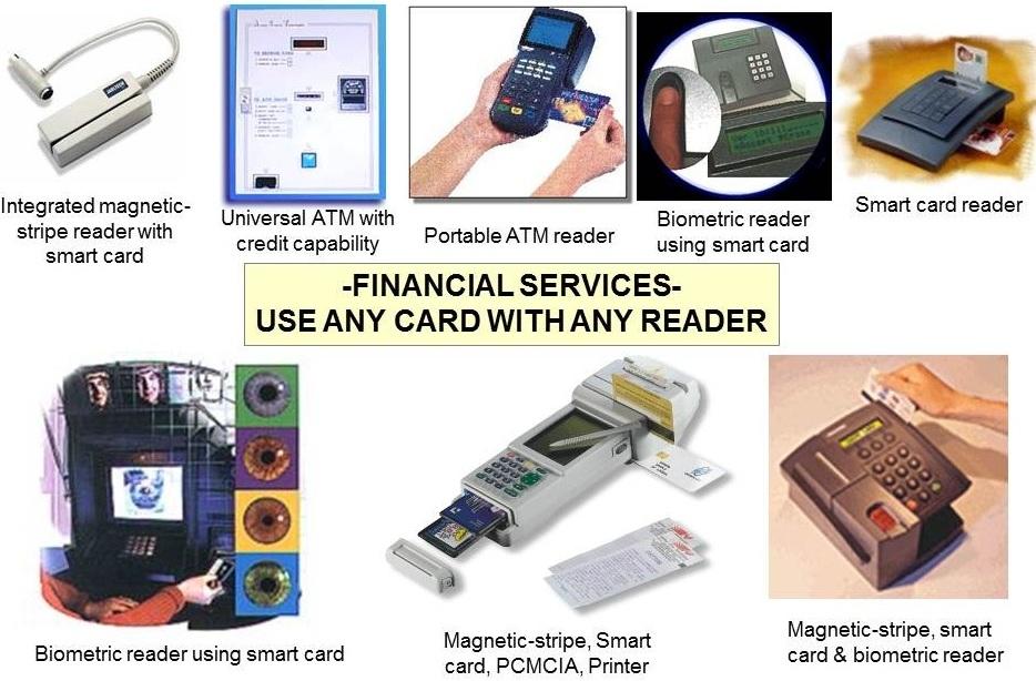 Exhibit 9.4  Reader Equipment Points to Auto-ID Techniques Coexisting