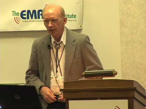 Professor Emeritus Gary Olhoeft of the Colorado School of Mines