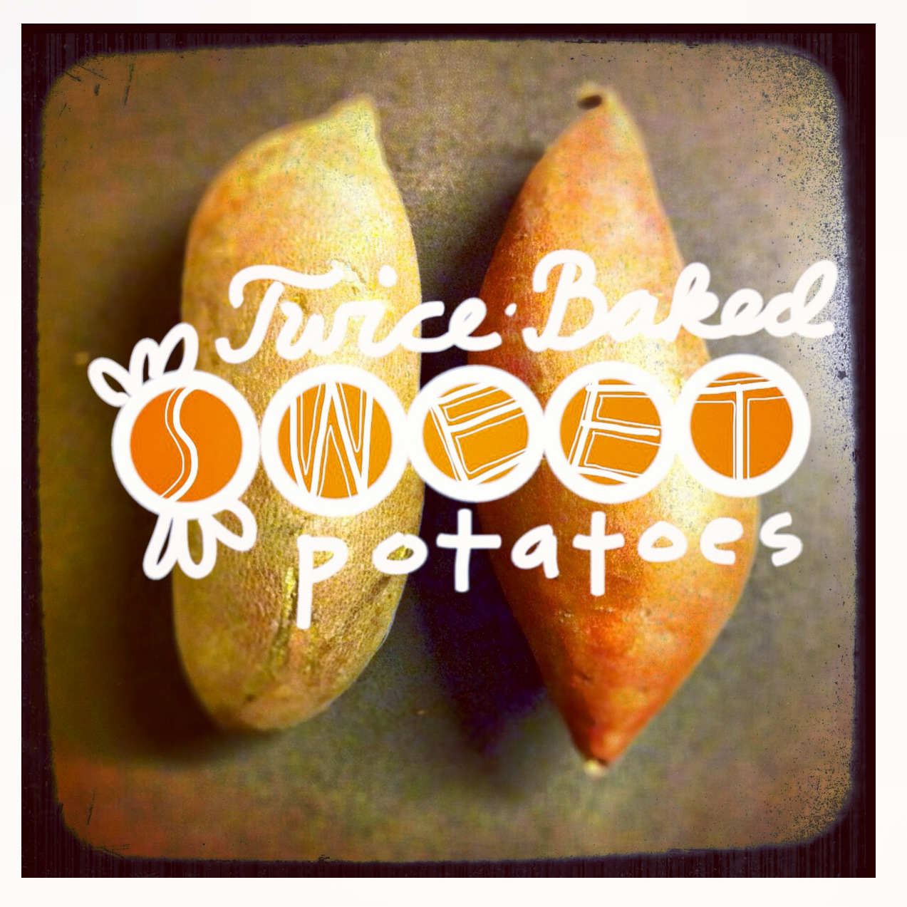 Twice-Baked Sweet Potatoes