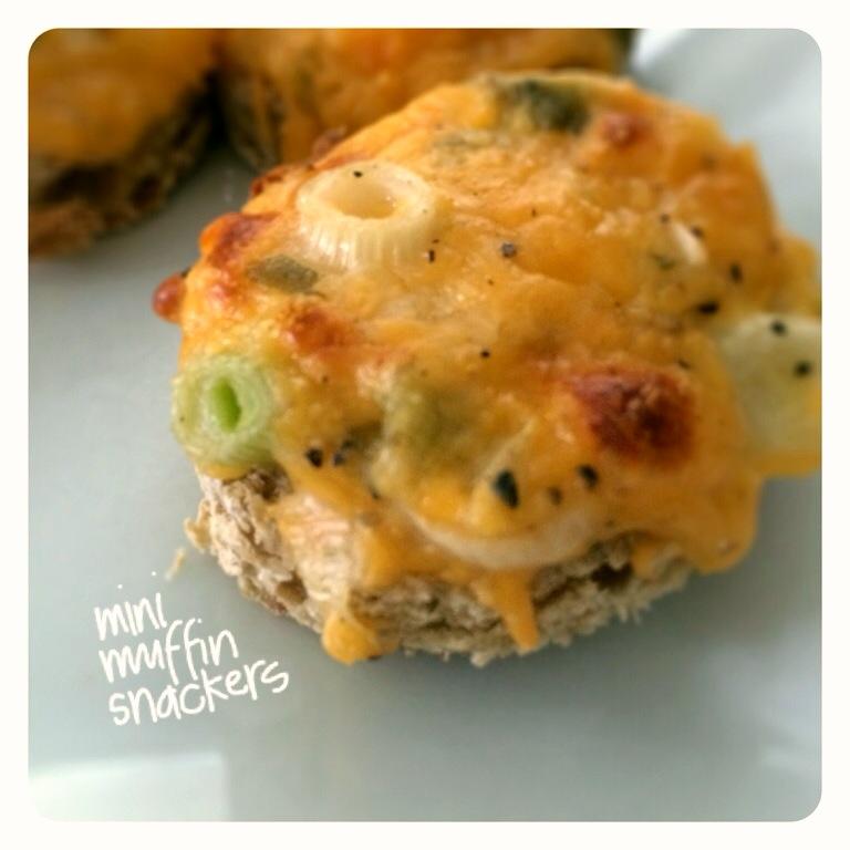 Mini Muffin Snackers