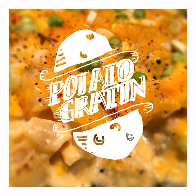 Quick Potato Gratin