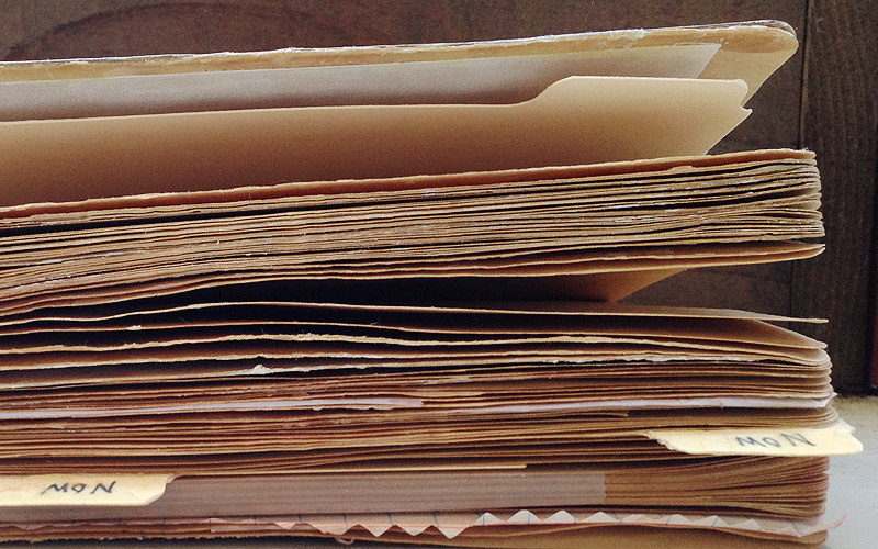 artist book > from the unfinished journal project
