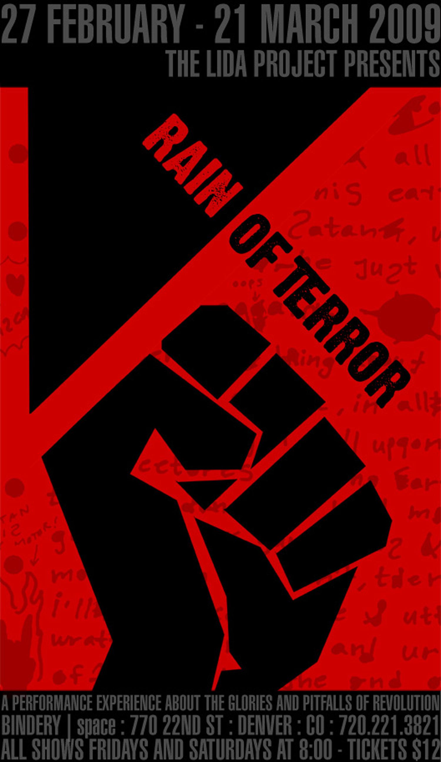 RAIN/ OF TERROR