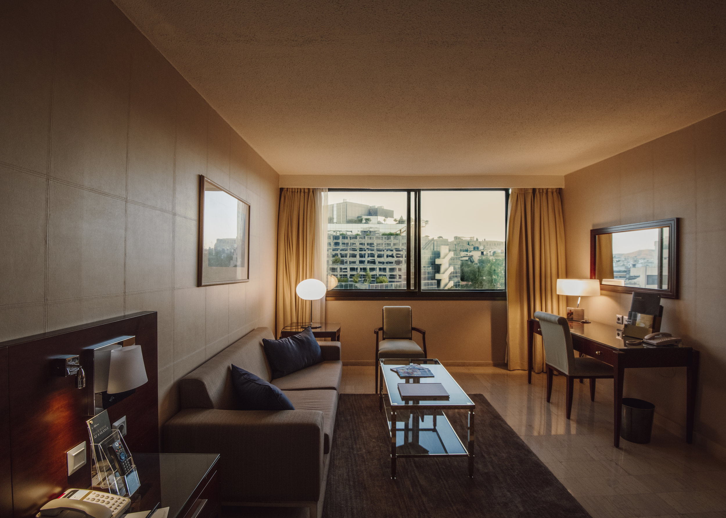 Intercontinental Hotel Athens | Nicole Bissey Photography 05.JPG