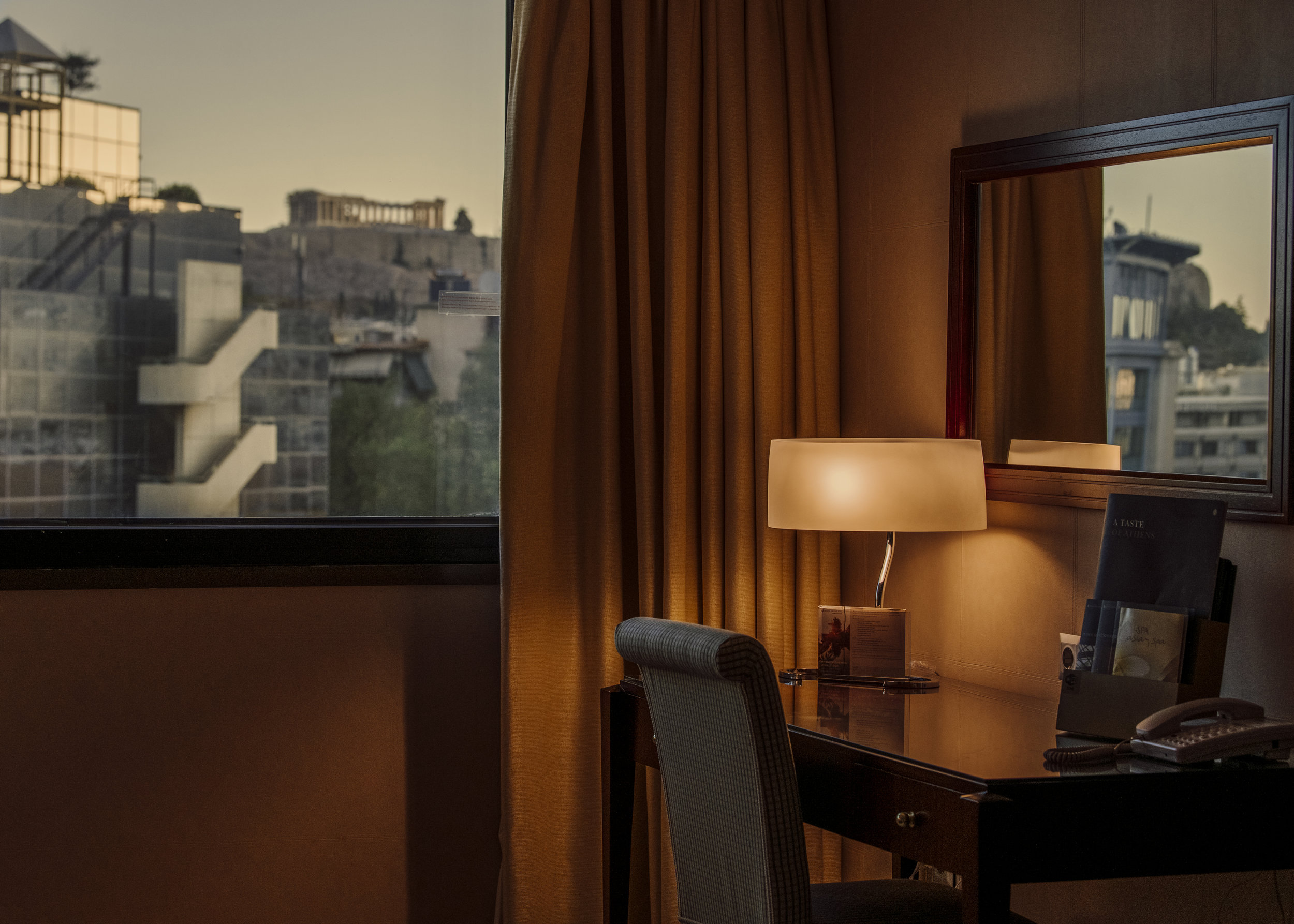 Intercontinental Hotel Athens | Nicole Bissey Photography 06.JPG