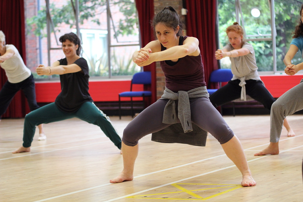 Open Dance Group Summer School - Photo by Theresa Haworth