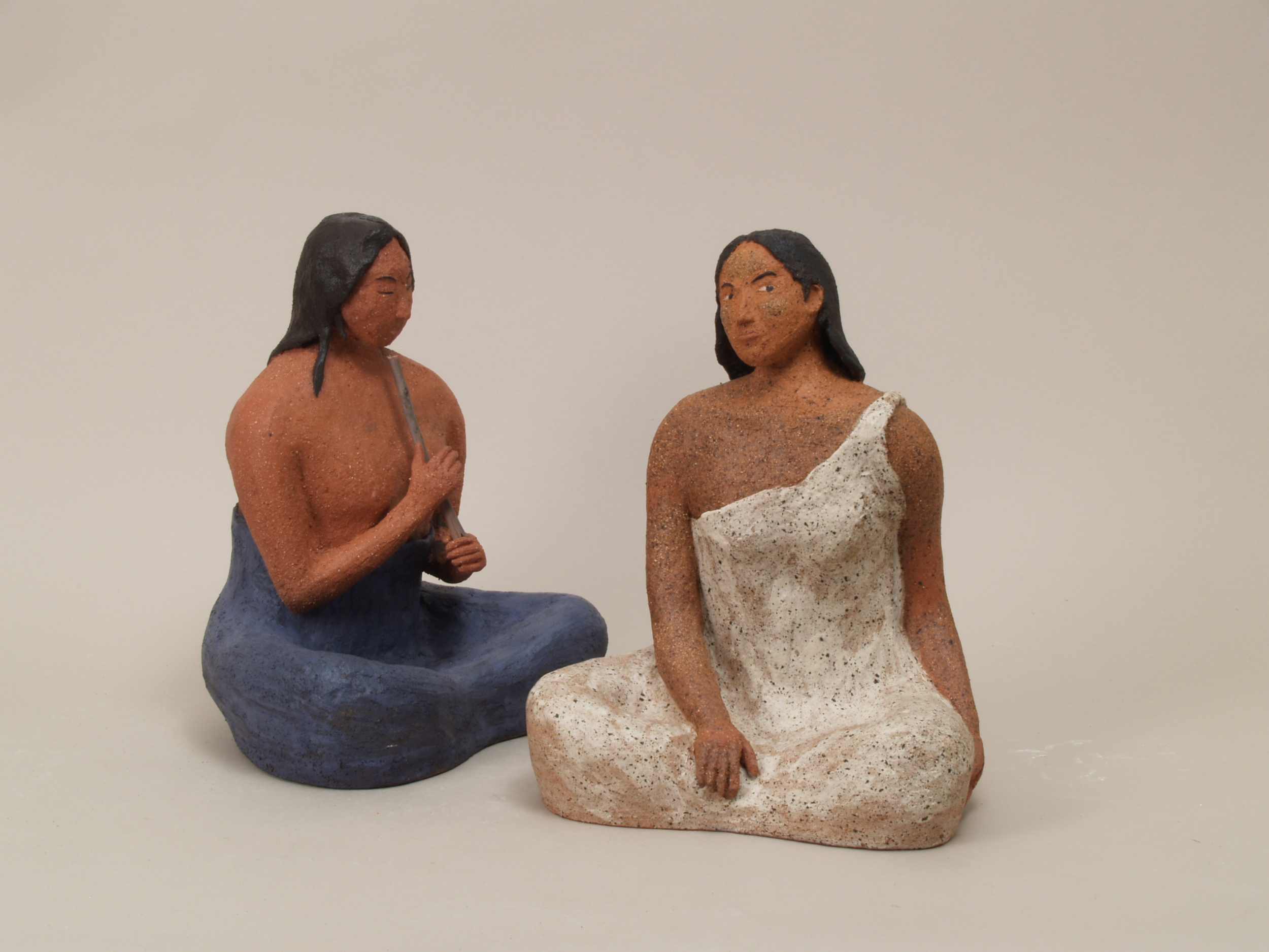 Tahitian Ladies