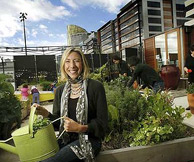 Green thumbs and high-rise ambitions THE AGE