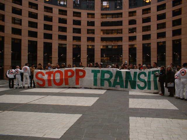 Mars 2003, au Parlement européen