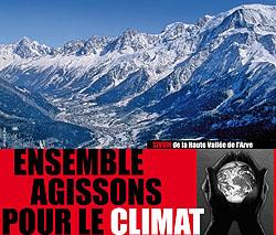 2008, travail collectif des élus, associatifs, acteurs de la vallée de Chamonix