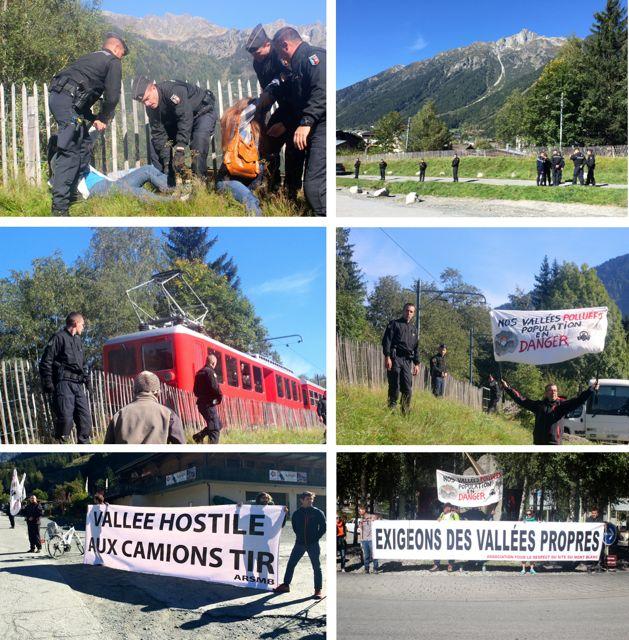 25 septembre 2015, Chamonix