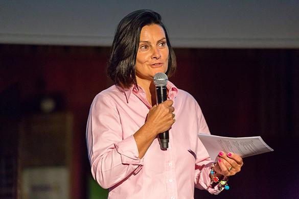 Anne Lassman-Trappier, présidente d'Inspire