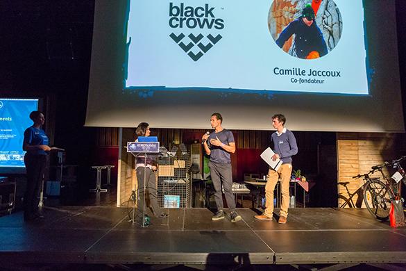 Camille Jaccoux, Black Crows