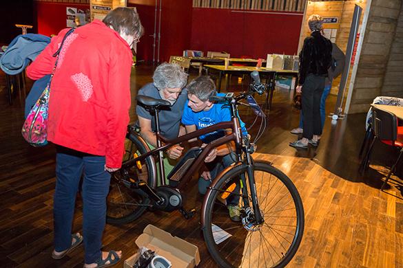 Les gagnants du vélo électrique Moustache