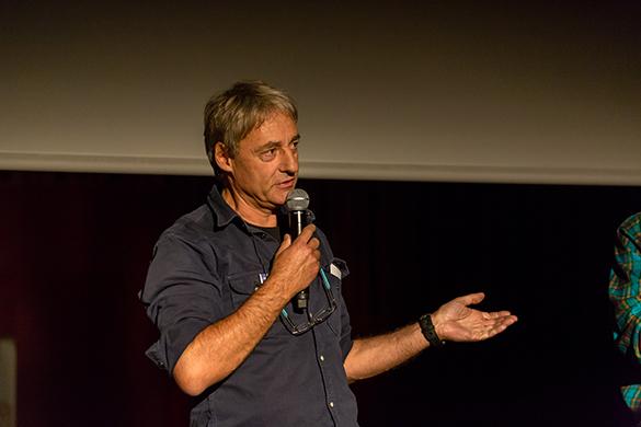Laurent Cistac, le réalisateur