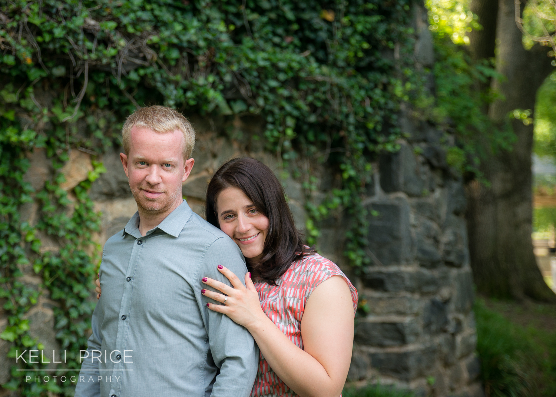 Engagement Session at Piedmont Park, Atlanta