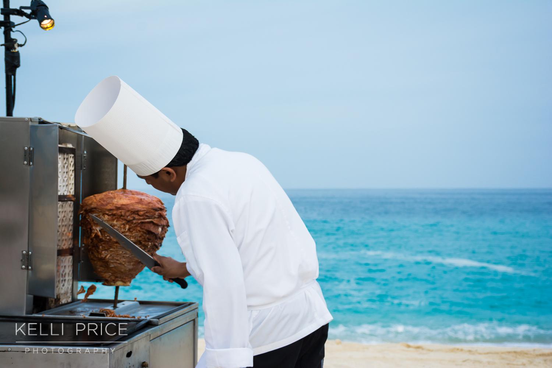 Welcome Reception at Hilton Los Cabos, Mexico