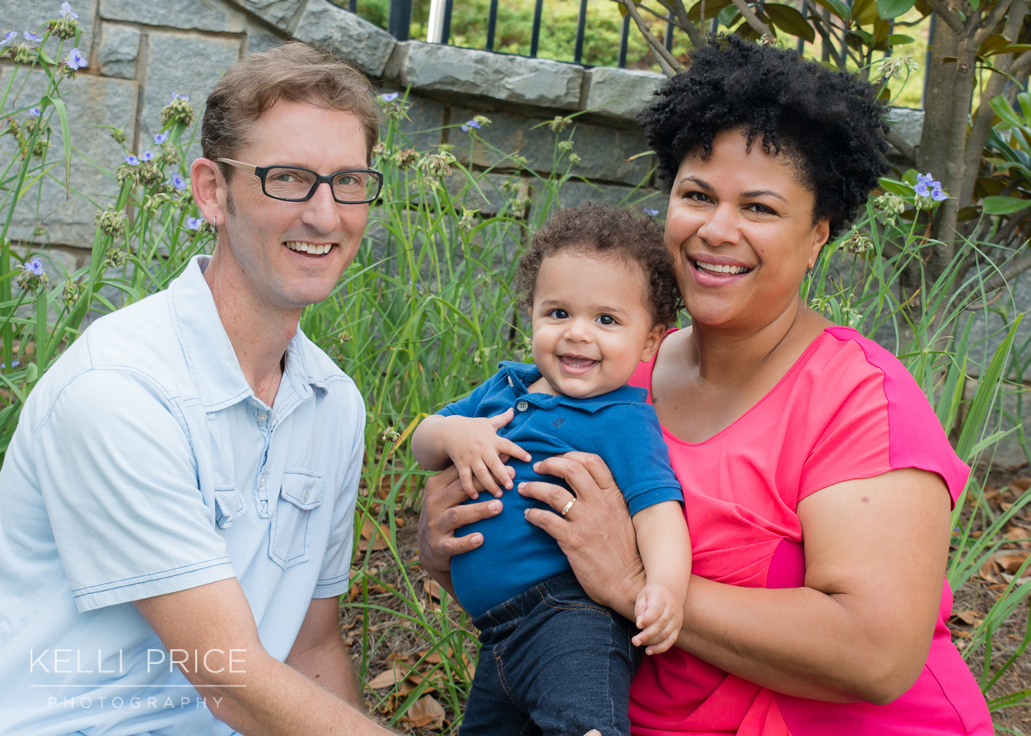 Family Session - Historic Old Fourth Ward Park, Atlanta, Georgia