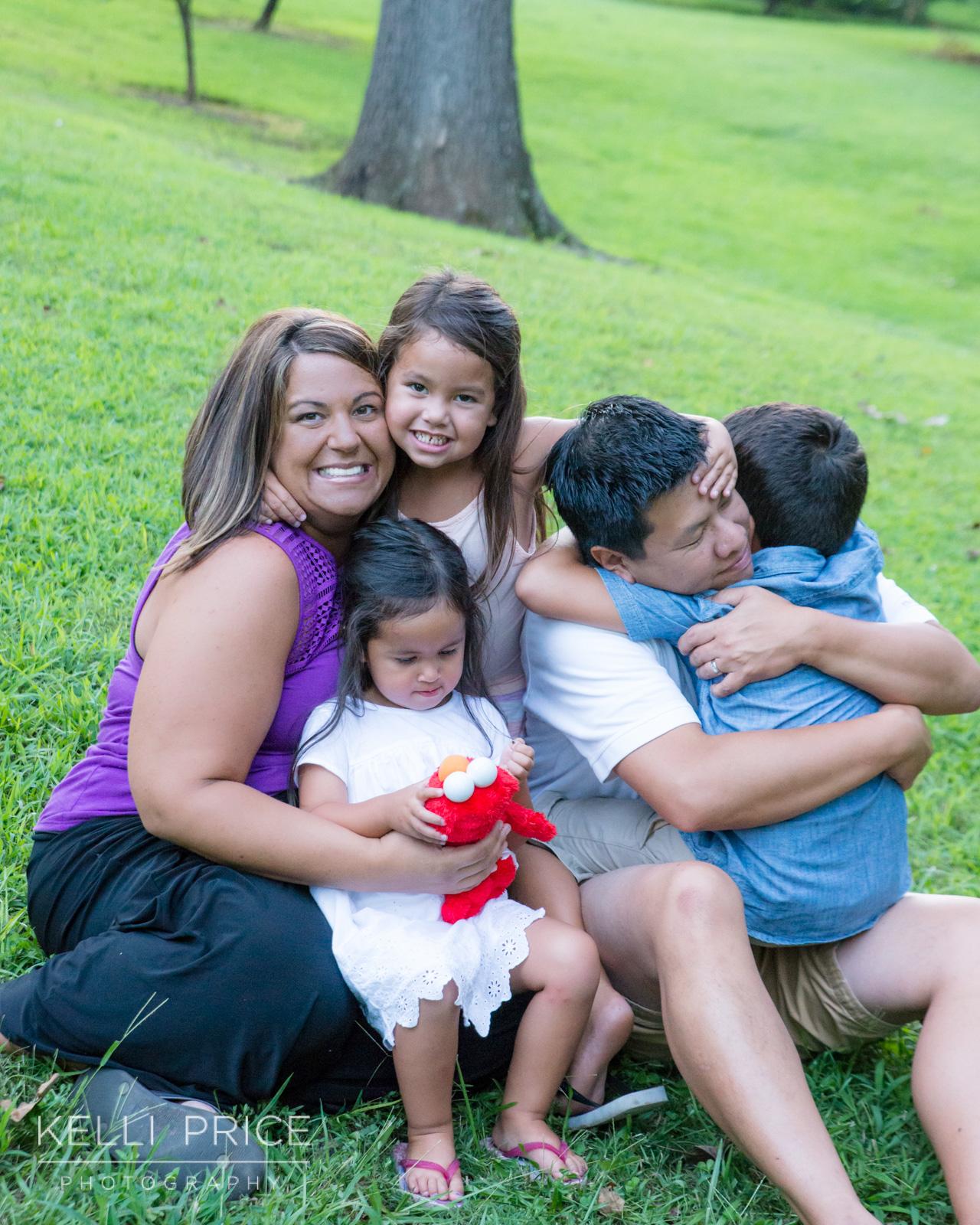 Fun Family Portraits by a Professional Photographer, Atlanta, Georia