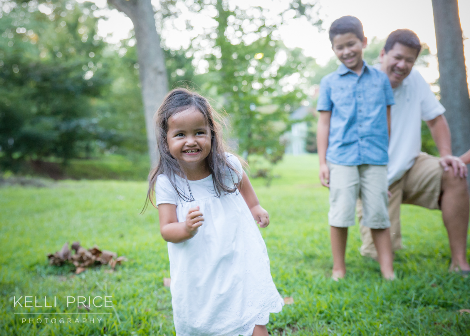 Father & Child Family Photographer, Grant Park Georgia