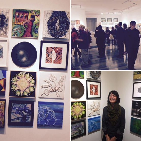 Photos from the opening party. To see them individually click on the photo above.