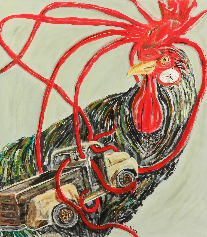 The Rooster Who Ate Petaluma