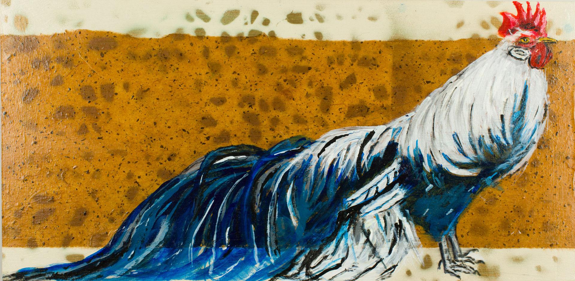 Long Tail: Blue Phoenix