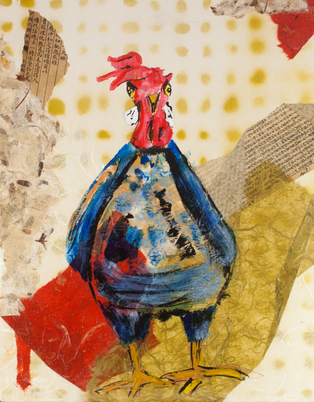 Little Roosters: Rene