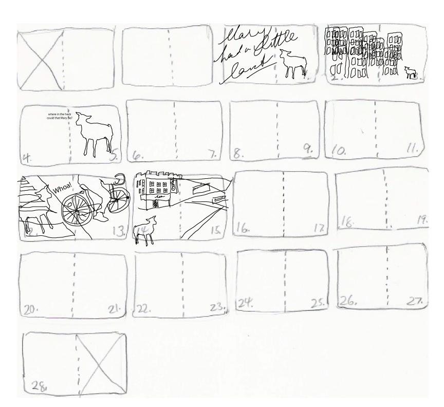 KendraShedenhelm_MaryHadALittleLamb_StoryboardRough