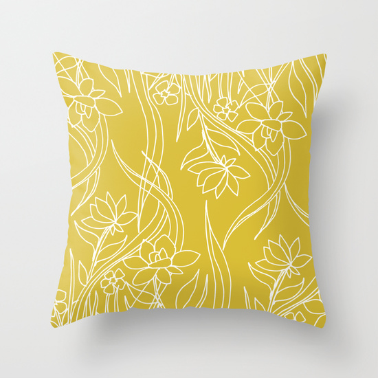 KendraShedenhelm_Pattern_Textile_Floral_Yellow