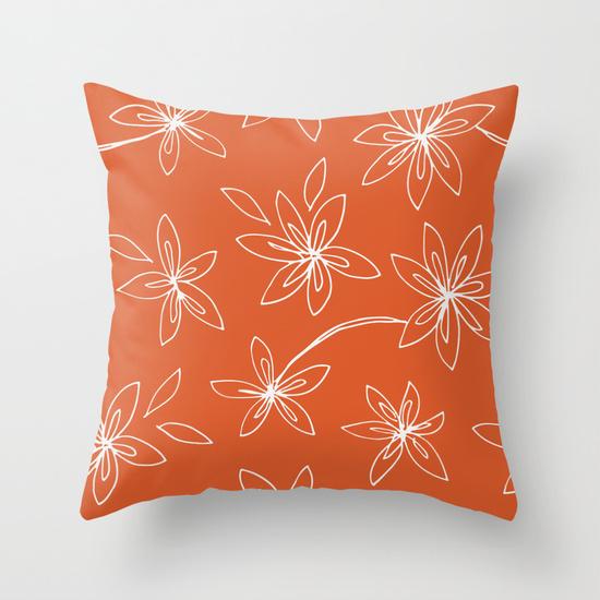 KendraShedenhelm_Pattern_Textile_Floral_Orange