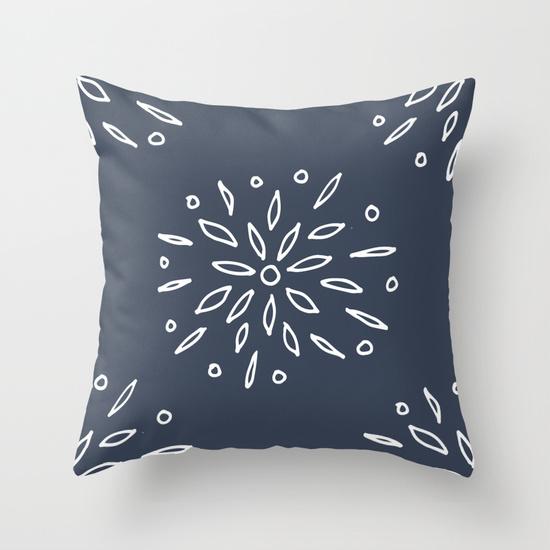 KendraShedenhelm_Pattern_Textile_Floral_Starry_Blue