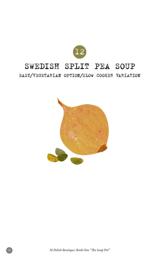 Kendra-Shedenhelm_Melissa-Machowski_M-Delish-Boutique_Illustrated-Cookbook_Split-Pea-Soup