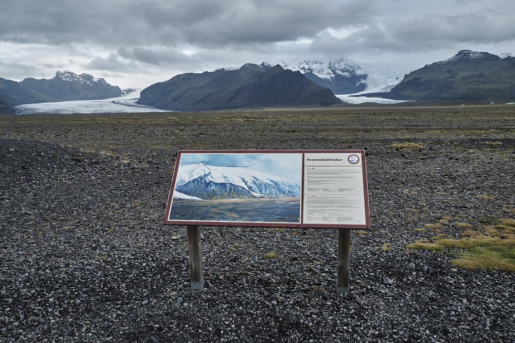 Hvannadalshnjúkur, Iceland. 2015.