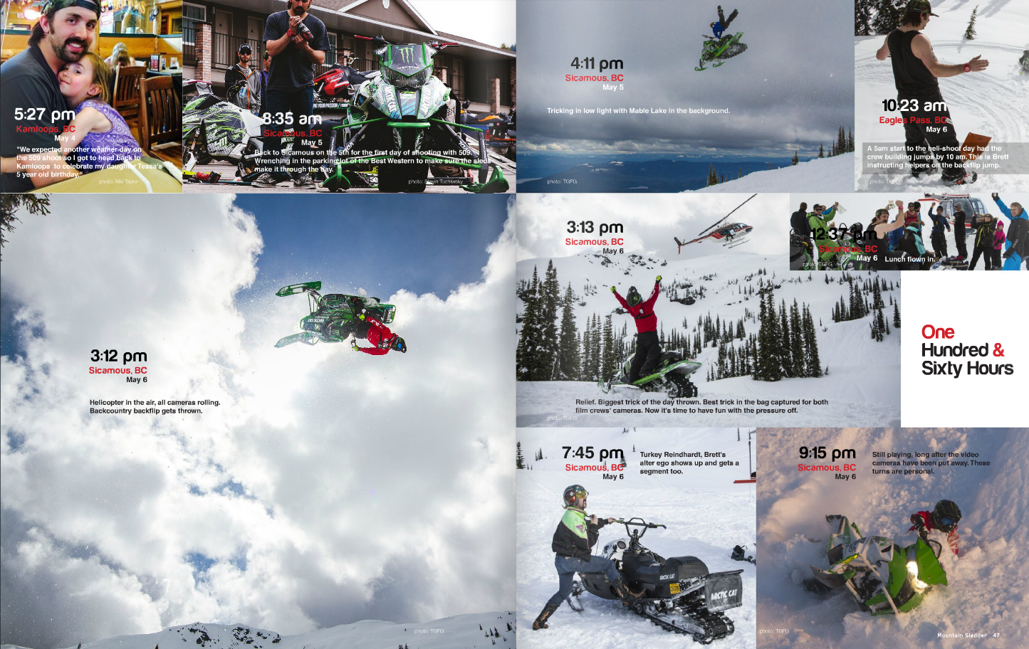 Mountain Sledder Vol. 7 Winter 2015