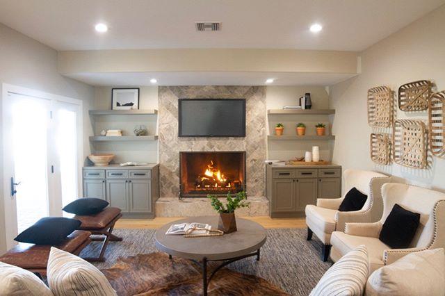 #fireplace #livingroom #livingroomdecor