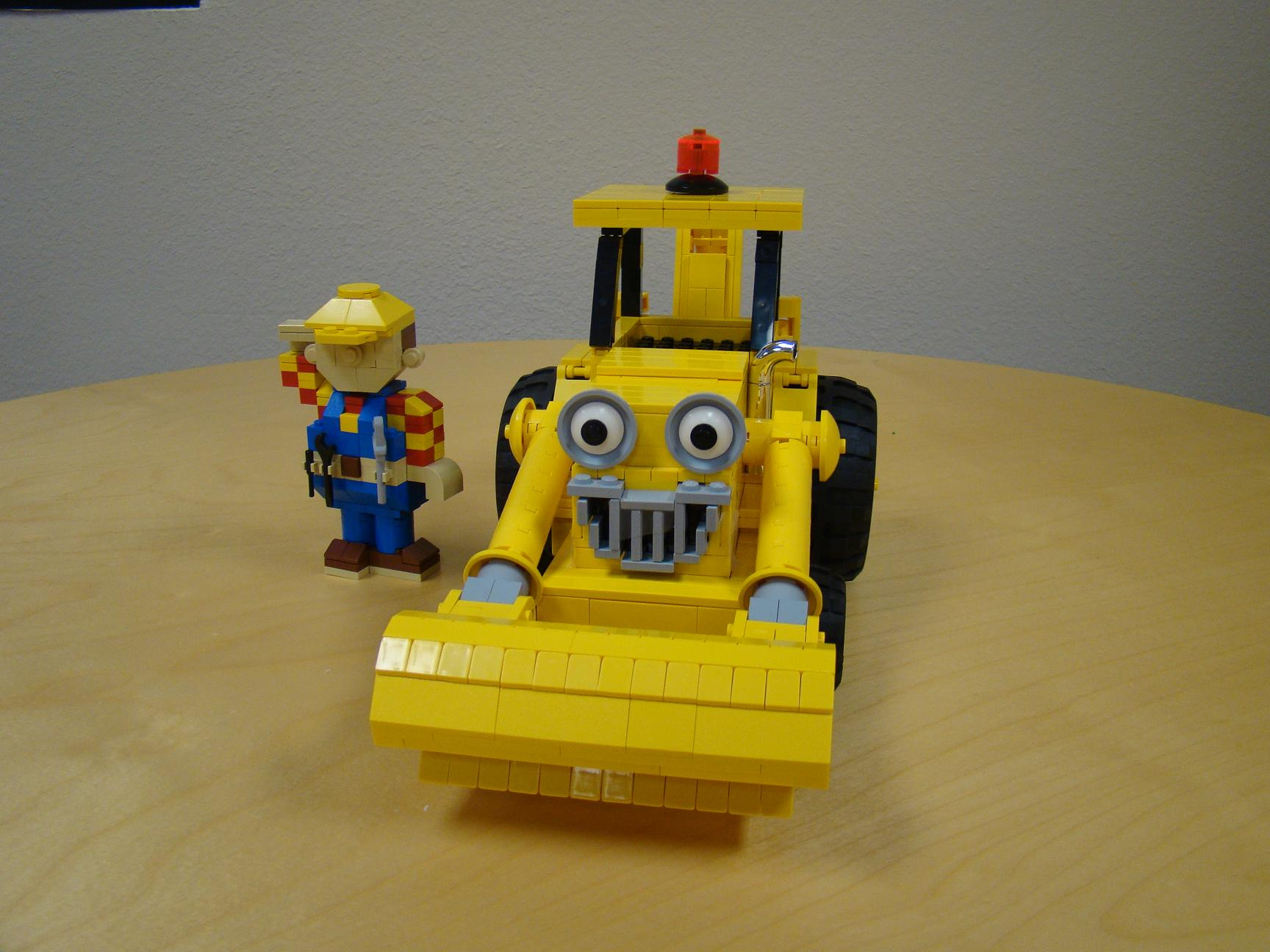 Bob the Builder and Scoop