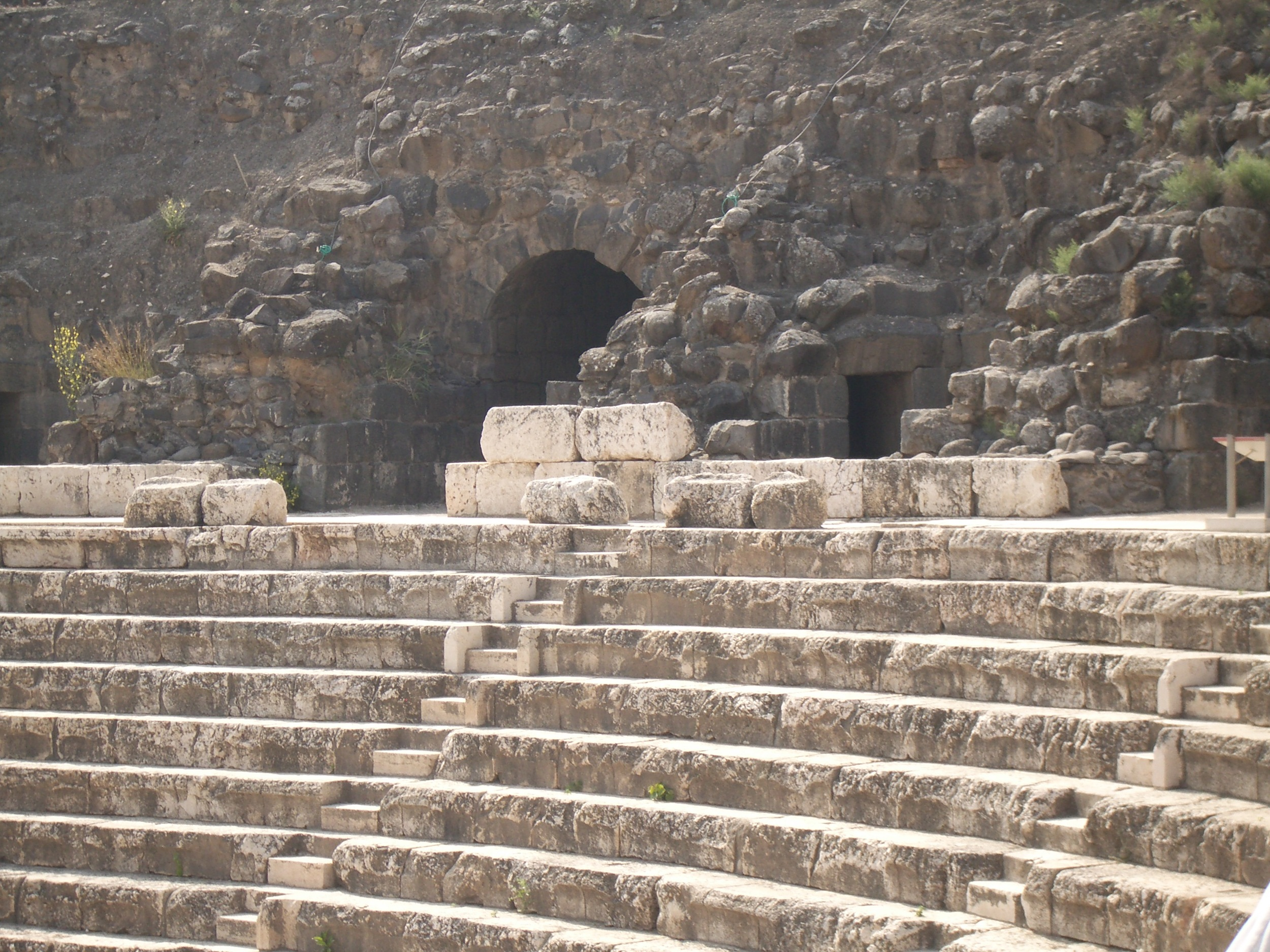Theatre at Bet Sh'ean