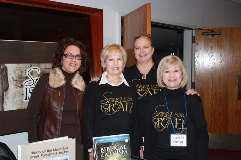 Volunteers for 2013 Conference