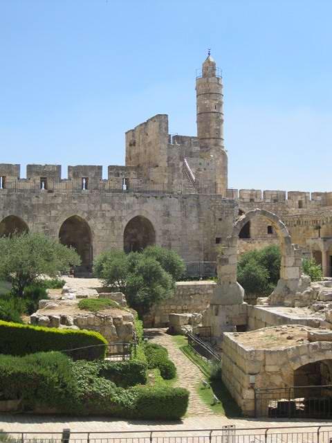 King David's Citadel