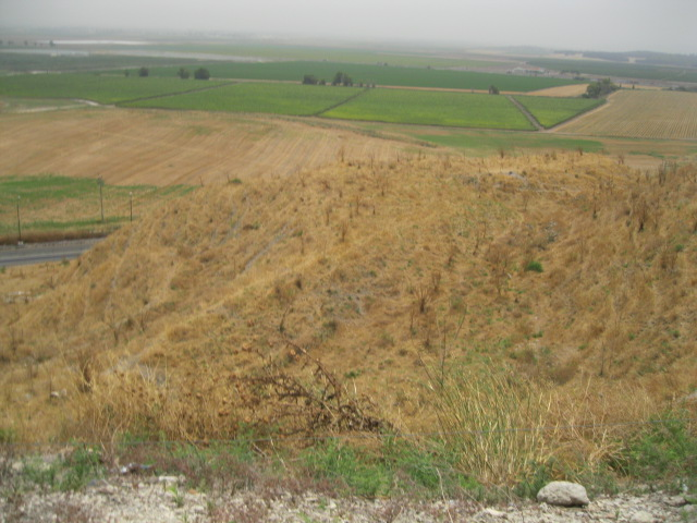 Megiddo -- the place where the last battle will take place