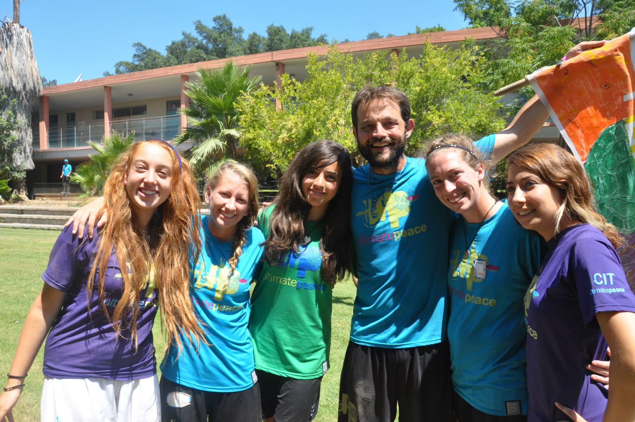 Students at Kfar Silver
