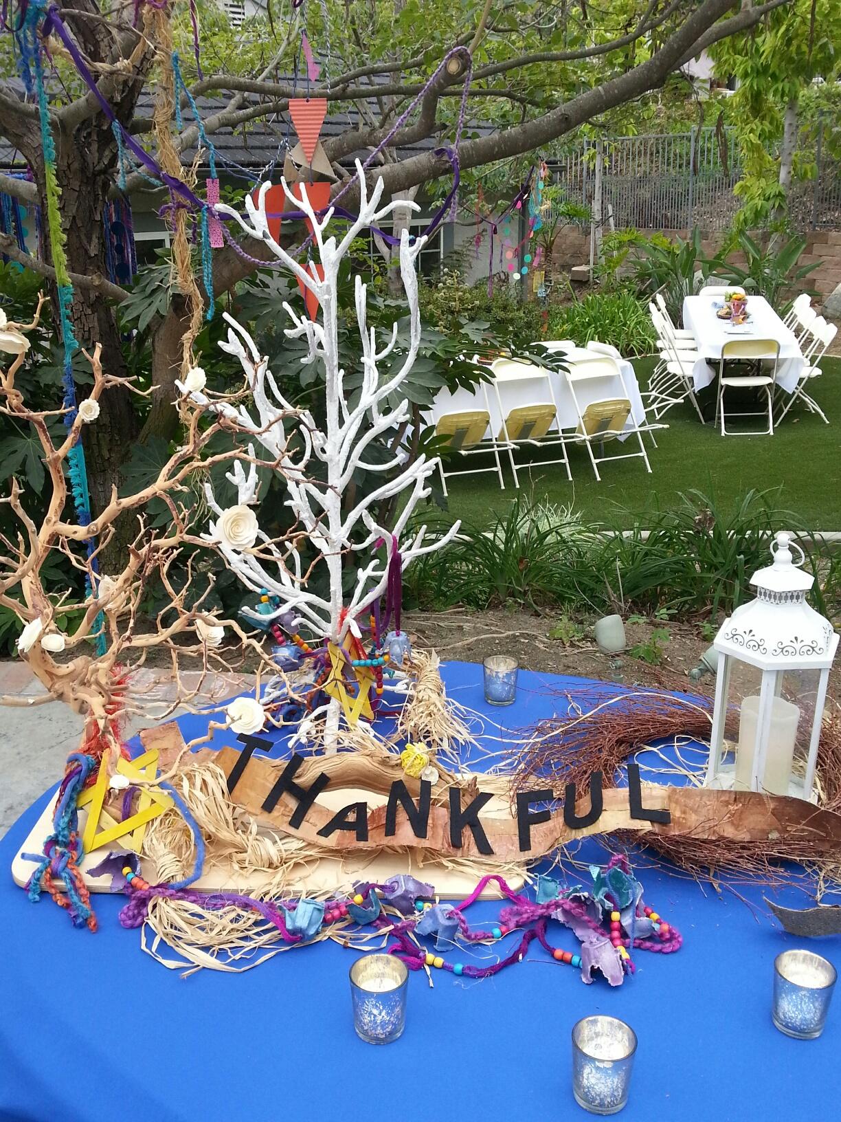 Altar of Thanksgiving