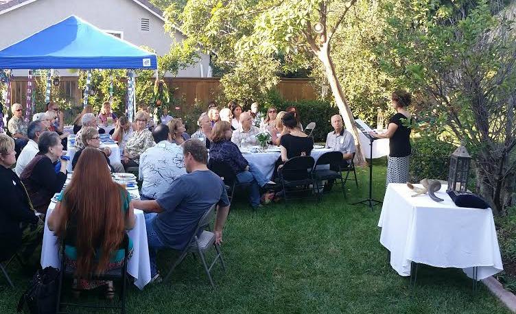 Feast of Tabernacles Celebration Dinner 2014