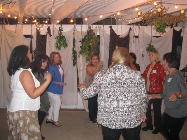 Davidic Dancing at the Feast of Tabernacles 2014